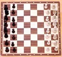 Страсти больших шахмат начались!