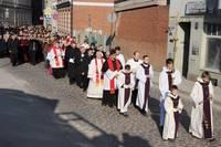 Состоялось ежегодное экуменическое шествие крестного хода