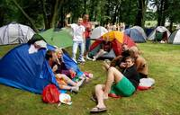 Палаточный городок «Summer Sound Liepāja 2011»