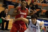 Первый день чемпионата мира FIBA U-19