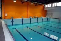 Новый бассейн незадолго до открытия