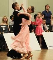 Соревнования по спортивным танцам «Дзинтарласите»