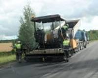 Приекульское шоссе становится немного ровнее