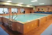 Принятие в эксплуатацию бассейна 8-ой школы
