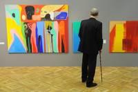 Открытие выставки «UPB ART / MĀKSLA»
