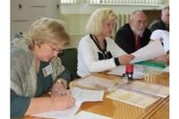 На выборы представлены десять списков