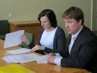 НО готово сотрудничать только с латышскими партиями