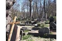 Вандалы осквернили 11 могил