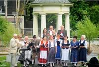 Праздник балтийских немцев
