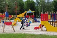Детские площадки хотят сделать безопаснее