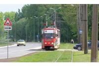 В выходной ночью трамвай курсировать не будет