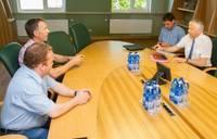 Переговоры между Партией реформ и Лиепайской партией забуксовали