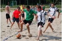 Состоится розыгрыш Кубка Курземе по пляжному футболу