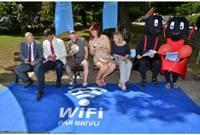 Лиепая — региональный лидер по доступности точек WiFi