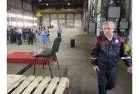Фото: Работники «ЛМ» встретились с Захарьиным