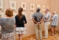 Выставка работ Сальвадора Дали в музее