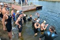 Чемпионат Латвии по плаванию в открытой воде
