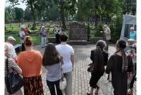 Вспомнили жертв геноцида евреев