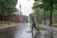 На улицах Кайю и Капсетас потоп