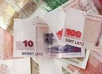 Опрос: для нормальной жизни латвийцам хватило бы 693 лата