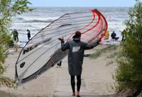 Под парусами – навстречу ветру