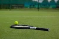Перед школой проведут теннисный турнир