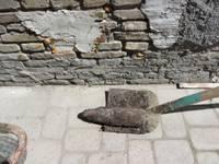 В Приекульском лесу нашли 11 неразорвавшихся снарядов