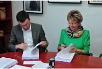 Подписан договор о строительстве концертного зала