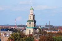Укрепление фундамента и ремонт  кровли собора св.Троицы