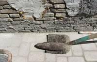 В Медзе обнаружили снаряды