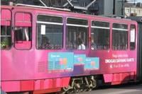 Трамвай сбил 84-летнего пенсионера