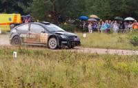 Эстонец Георг Гросс – трехкратный победитель ралли «Курземе»