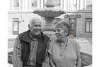 В гостях – правнуки Макса Паула Берчи