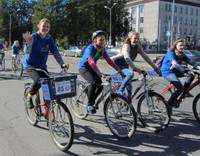 Велозаезд собрал сотни участников