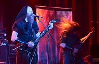 Концерт группы «Skyforger» в клубе «Fontaine Palace»