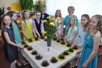 Первые выпускные в начальной школе