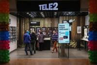 Tele2 будет вкладывать больше чем 300 000 евро в семи центрах обслуживания клиентов нового концепта