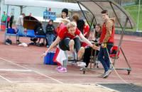 Соревнования открытия летнего сезона по легкой атлетике