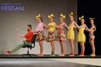 Мероприятие выпускного Лиепайской студии моды и искусства