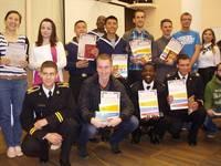 Награжден Почетным дипломом в России