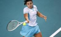 Вышла в основной турнир в Марселе