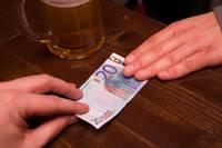 Наблюдается наплыв фальшивых евро из Литвы