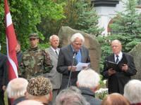 Вспоминают замученных в Сибири, призывают к укреплению силы духа