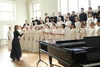 Лиепайчане на Празднике песни Северных стран и Балтии