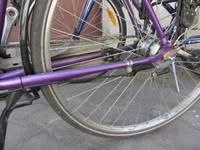 Столкнулись велосипедисты