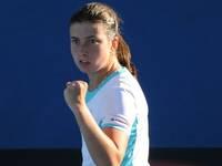 В Австрии вернулась в основной турнир WTA