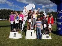 Юниоры и молодежь – призеры в Екабпилсе