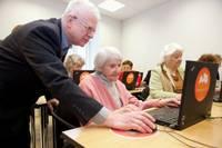 Лиепайские сениоры еще могут  записаться на компьютерные курсы