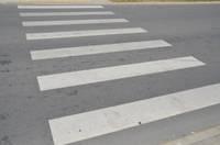 Сбил женщину на пешеходном переходе