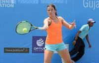 Севастова в третий раз в карьере пробилась в полуфинал турнира WTA